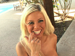 Pic of Britney Amber in bigmouthfuls episode: Latino Heat