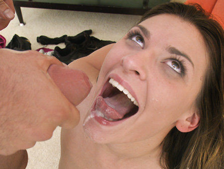 Victoria Lawson Can Fuck! Big Mouthfuls