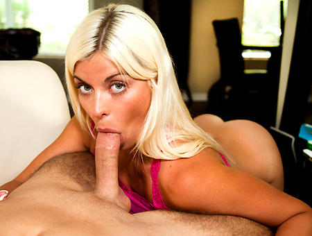 A Big Mouth Full For Shay Golden! Big Mouthfuls