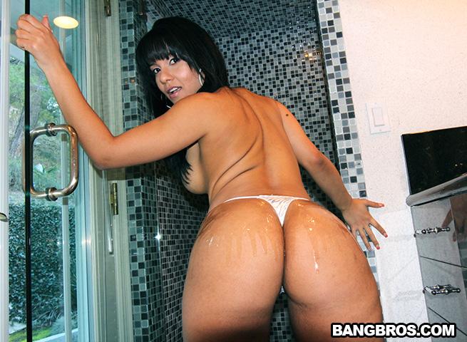 Big Booty Latina Homemade