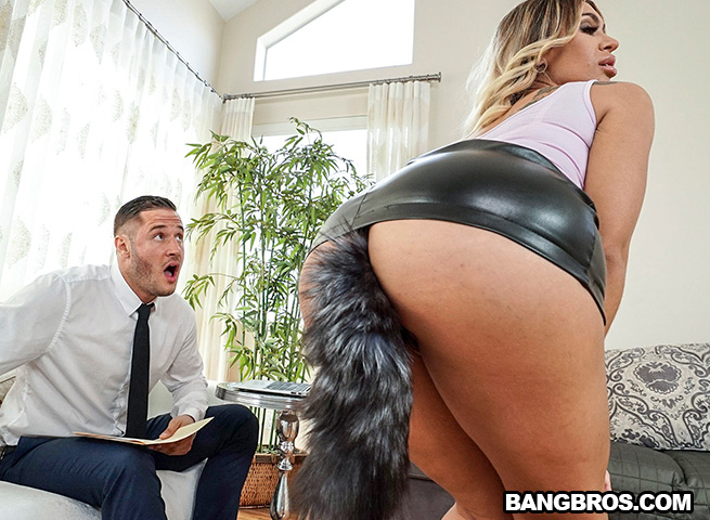Bangbros brandi bae loves her fathers older black friends