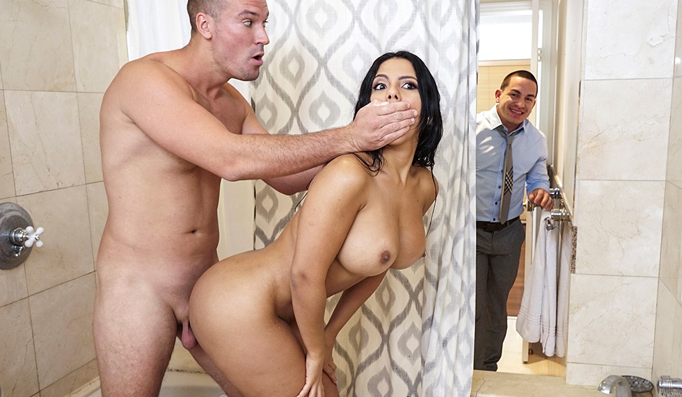 Huge Latina Ass Dominated Bbc