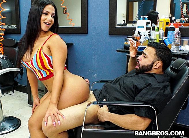 Fucking Latina Big Tits