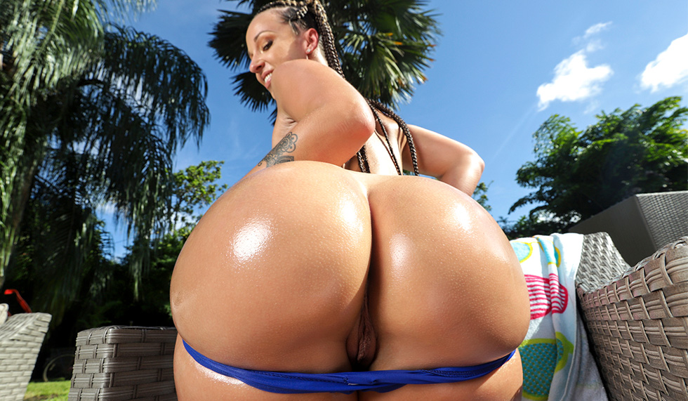 Jada Stevens Ass Parade