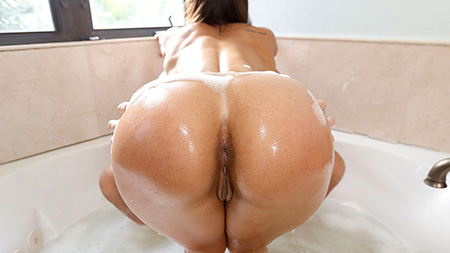 Soapy Sex In The Tub