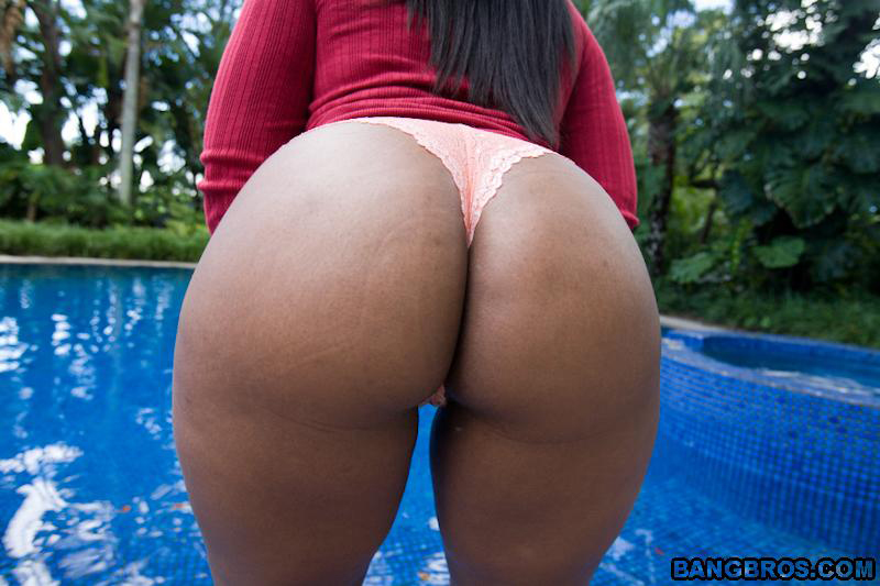 Ebony ass is the best ass parade bangbros