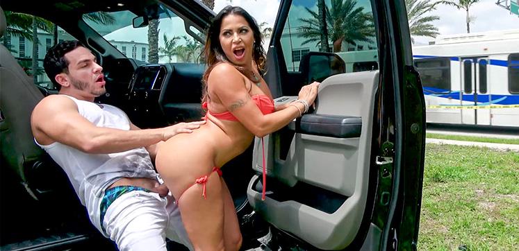 Juliana Vega Nude Bangbros